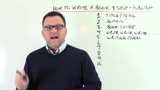 Download How To Write a Book & Self-Publish! Video