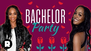 Download Rachel Lindsay on Arie, Kevin Durant, & How Trump Ruined Her Fantasy Suite | Bachelor Party (Ep. 5) Video