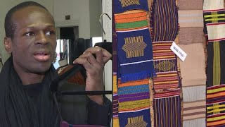 Download Imane Ayissi, premier créateur sub-saharien à la semaine de la haute couture à Paris   AFP Video