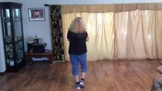Download Locomotion Line Dance TEACH Video