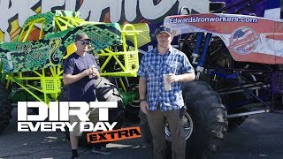 Download Truck Mania Special: Mini Monster Trucks! - Dirt Every Day Extra Video