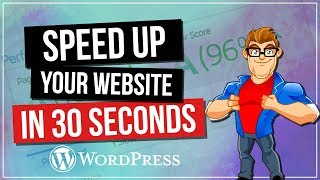 Download Speed Up Your Wordpress Website in 30 Seconds or Less!! Video