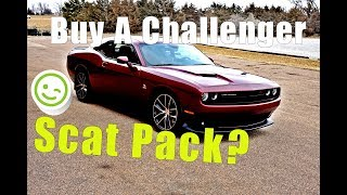 Download 2018 Dodge Challenger R/T Scat Pack 6 Month Ownership Review! Video