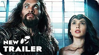 Download JUSTICE LEAGUE Extended Trailer Compilation Comic Con (2017) Video