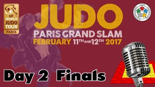 Download Judo Grand-Slam Paris 2017: Day 2 - Final Block Video