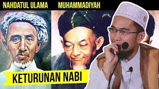 Download TERUNGKAP!! Pendiri NU dan Muhammadiah Ternyata Keturuanan Nabi - Ustadz Adi Hidayat LC MA Video