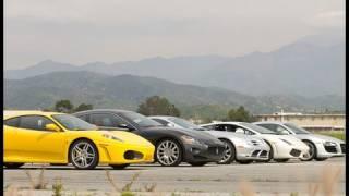 Download Supercar Shootout! - Epic 5-Car Drag Race Video