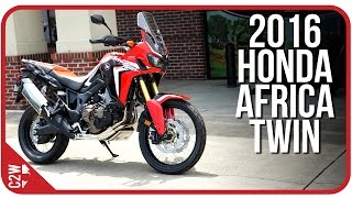 Download 2016 Honda Africa Twin | First Ride Video