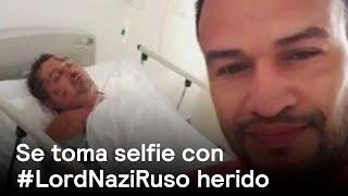 Download Selfie con Lord Nazi Ruso - Lord Nazi Ruso - En Punto con Denise Maerker Video
