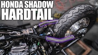 Download Making the Hardtail - Honda Shadow Bobber Build | Ep. 2 Video