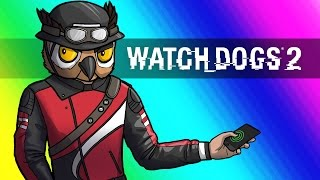 Download Watch Dogs 2 Funny Moments - Career Hopping w/ Terroriser Video
