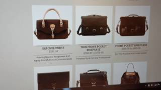 Download Saddleback Leather Price Increase Part 1 of 8 (All Bags) Video