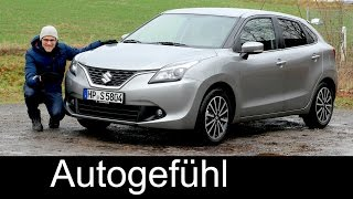 Download Suzuki Baleno FULL REVIEW test driven 1.0 l Boosterjet 2017 new neu - Autogefühl Video
