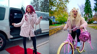 Download HIGH SCHOOL LIFE! *Rich Girl vs Normal Girl* Video