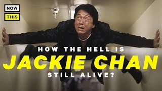 Download How the Hell is Jackie Chan Still Alive? | NowThis Nerd Video
