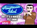 Download American Idol but it's a horrible PS2 game Video
