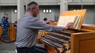 Download 2016-0405 - Hallgrimskirkja (Church of Iceland) Pipe Organ 管風琴 Fugue Video