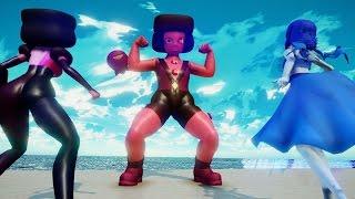Download [Steven Universe animation] Lapis + Garnet Fusion - Rubies come back Video