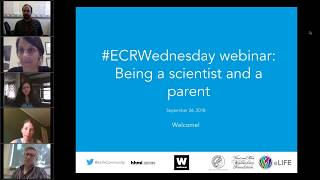 Download eLife Community Webinar Series – Being a scientist and a parent Video
