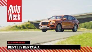 Download Bentley Bentayga V8 - Rij-impressie - English subtitles Video