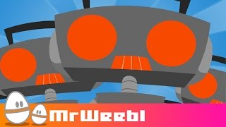 Download Ultrasound : Johnny Massacre : animated music video : MrWeebl Video