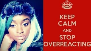 Download A Message to Strongmommy Chrissy : Stop Over Reacting Video