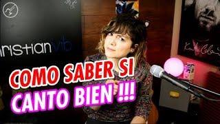 Download Como Saber Si Cantas Bien   NUEVAS Clases de Canto Video