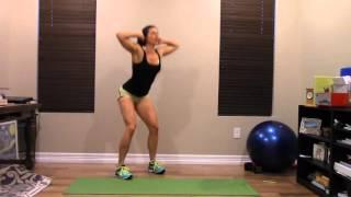 Download Missi Holt: 2015 Thanksgiving Workout Video