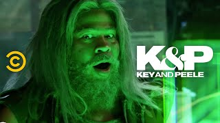 Download He Wasn't Ready for the Hologram - Key & Peele Video