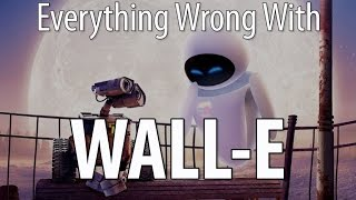 Download Everything Wrong With WALL-E in 12 Minutes Or Less Video