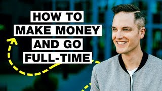 Download How to Go Full-Time on YouTube with a Small Channel - 5 Tips Video