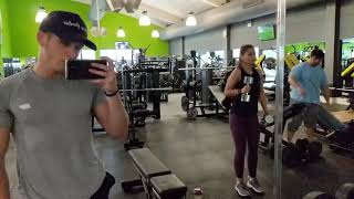 Download Bannatyne Health Club - Day in Life - LEGS / BICEPS & TRICEPS Video