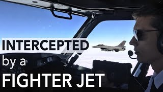 Download Intercepted by a fighter-jet, Why!? Mentour Pilot explains Video