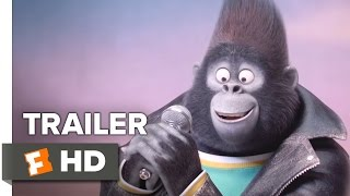 Download Sing Official Trailer #1 (2016) - Scarlett Johansson, Matthew McConaughey Movie HD Video