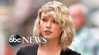 Download Taylor Swift endorses Democrats in Tennessee with rare political statement Video
