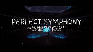 Download Ed Sheeran – Perfect Symphony feat. Andrea Bocelli [Live at Wembley Stadium] Video