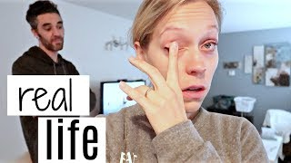 Download EXAM WEEK STRESS | Realistic Day in the Life of a Nursing Student Vlog| Nursing School College Mom Video