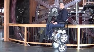 Download Toyota iBOT Wheelchair Video