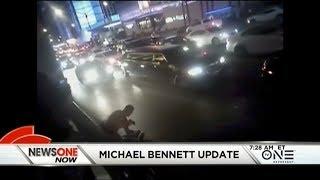 Download New Police Body Cam Footage Of Michael Bennett Arrest Released Video