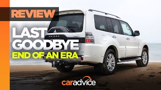 Download 2019 Mitsubishi Pajero (Shogun) review: Farewelling a hero | CarAdvice Video