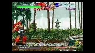 Download Ninja Master's : All Desperation Techniques Video