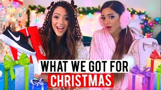 Download What I Got for Christmas 2015!! Niki and Gabi Video