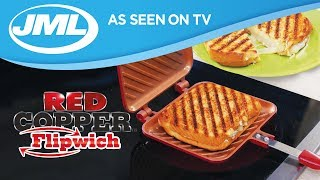 Download Red Copper Flipwich from JML Video