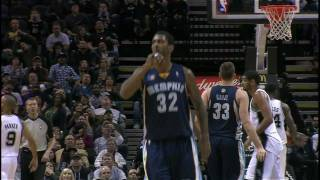 Download Grizzlies ( OJ Mayo 27 points) Highlights vs Spurs 12.18.2010 Video