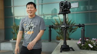 Download Magnetic Camera Gimbal!? Is this the future of stabilization? | Steadycross Video