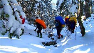 Download 20180617【832】MIT台灣誌 三月初始知雪山之諾 白色童話黑森林 踏雪尋羊 Video