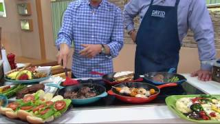 Download Le Creuset Enameled Cast Iron 10.25″ Round Grill Pan on QVC Video