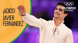 Download Gracias, Javier! - Skating world pays tribute to Javier Fernandez ahead of final competition! Video