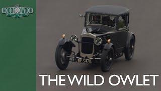 Download Crazy 1928 Owlet thrown round wet Goodwood Video