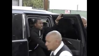 Download Meek Mill Sees Safaree & Sends Goons to Jump Him; Full Fight Video Video